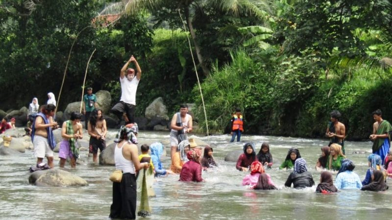 Festival Tujuh Sungai Cibuluh Subang