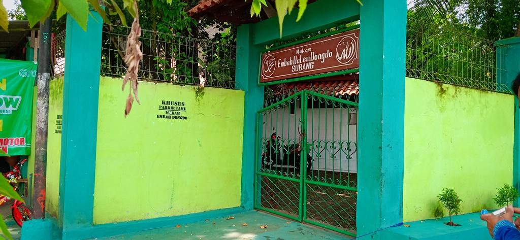 Mau Wisata Religi, inilah 31 Makam Keramat Para Aulia di Subang