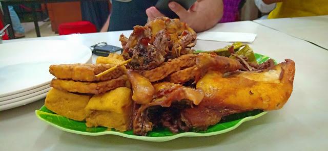 Ayam Goreng Ampera Lembang