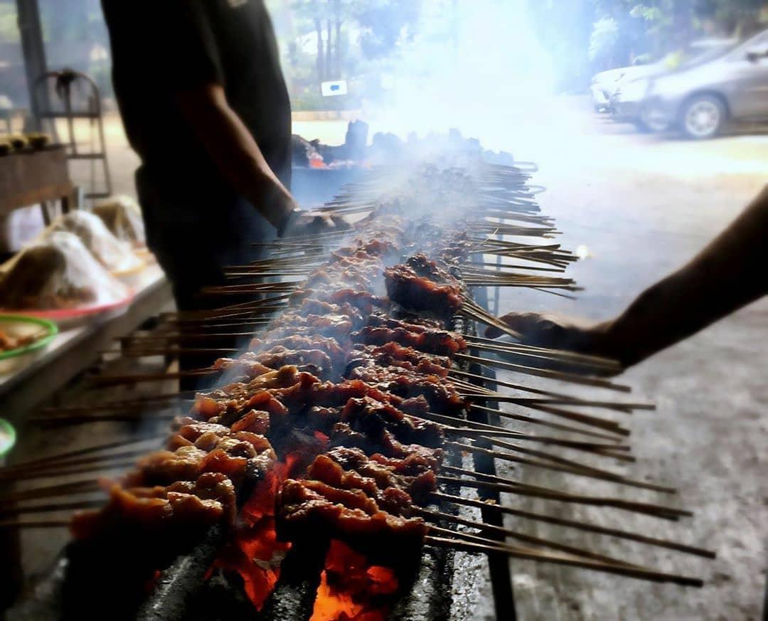 Sate Maranggi Haji Yetty Cibungur Purwakarta