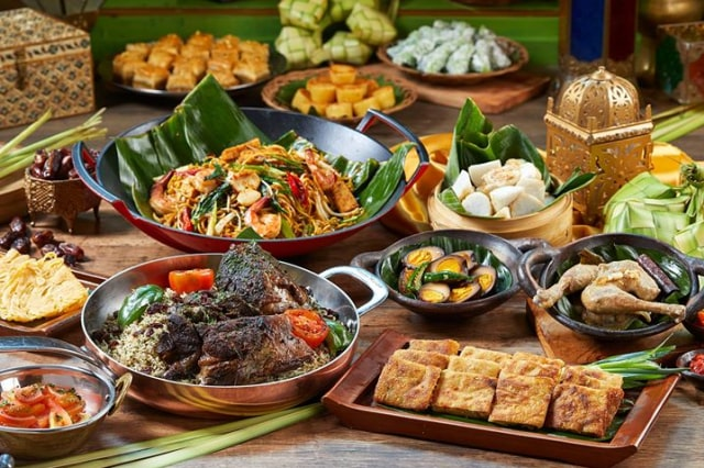 Lima Makanan Tradisional Khas Indonesia dan Daerah Asalnya