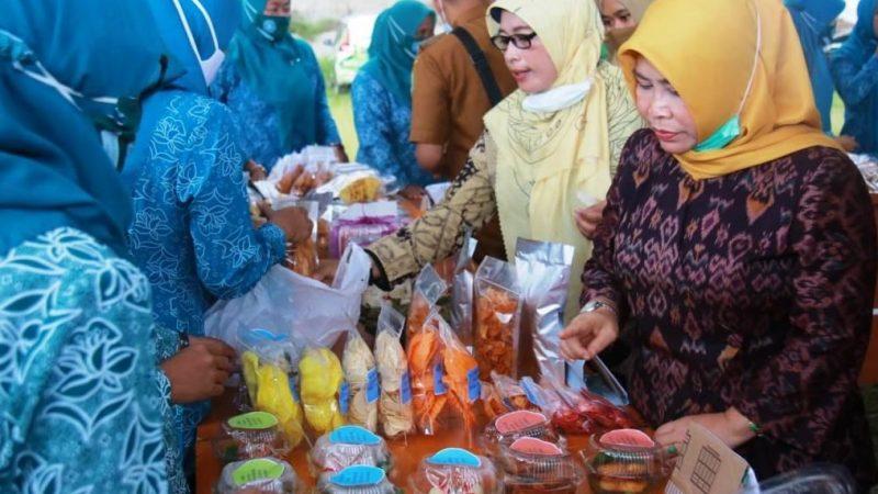 Festival Makanan Ringan Berbahan Baku Singkong