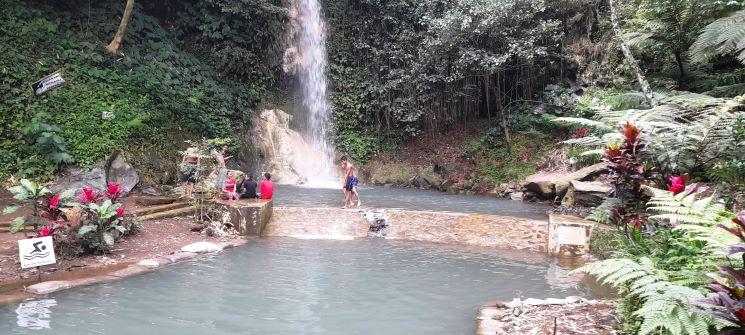 PSBB Proporsional, Pengunjung Objek Wisata di Subang Minim